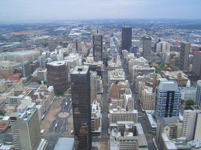 Johannesburg - Foto de Zakysant