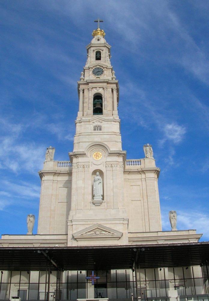 Santuario de Fatima em Portugal