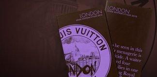 Louis Vuitton Guia de Cidades