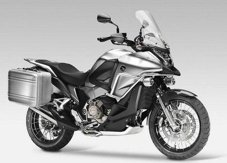 Moto Turismo - Honda Crosstourer VFR 1200X