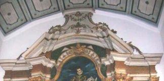 Altar da Igreja de São Martinho do Porto em S. Martinho (Alcobaça)