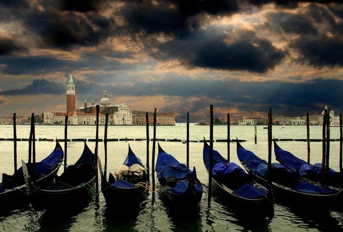 gôndoles Veneza