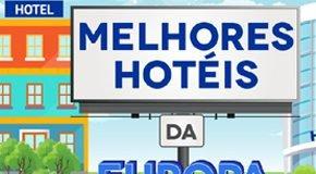 Portugal tem dois dos melhores hotéis da Europa