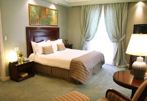 Hotel Claridge em Buenos Aires