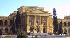 Conhecer o Museu do Ipiranga - São Paulo
