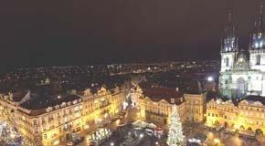 Mercados de Natal da Europa