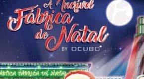 "Palácio Nacional de Sintra transforma-se numa ""Incrível Fábrica de Natal"""