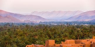 Vila em marrocos