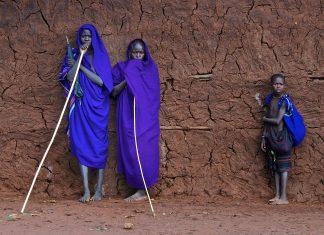 tribos do Vale do Omo