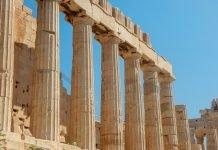 Templo Grécia Antiga